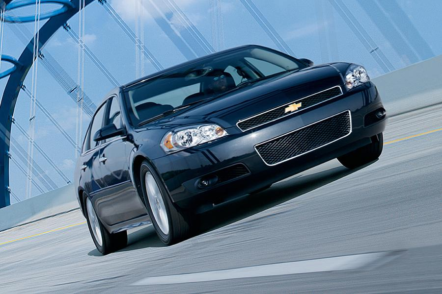 2012 Chevrolet Impala Photo 3 of 7