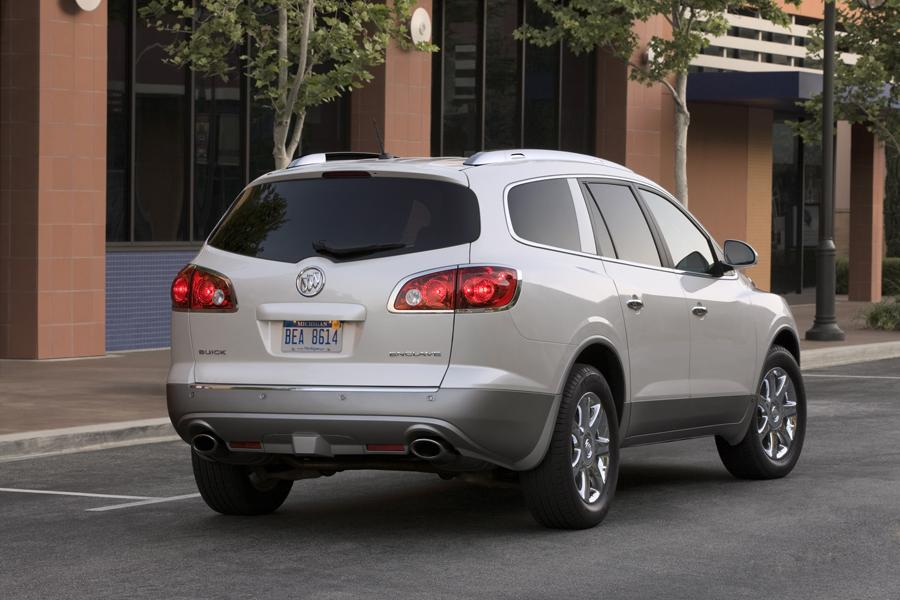 2012 Buick Enclave Overview Cars Com