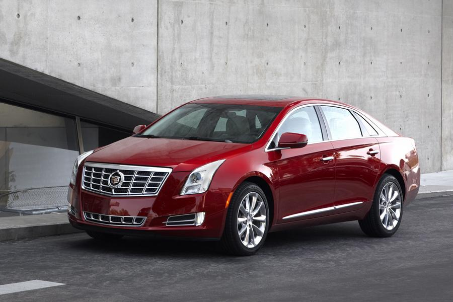 2013 Cadillac XTS Photo 1 of 20