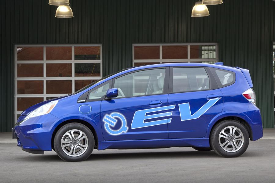 2013 Honda Fit EV Photo 3 of 19