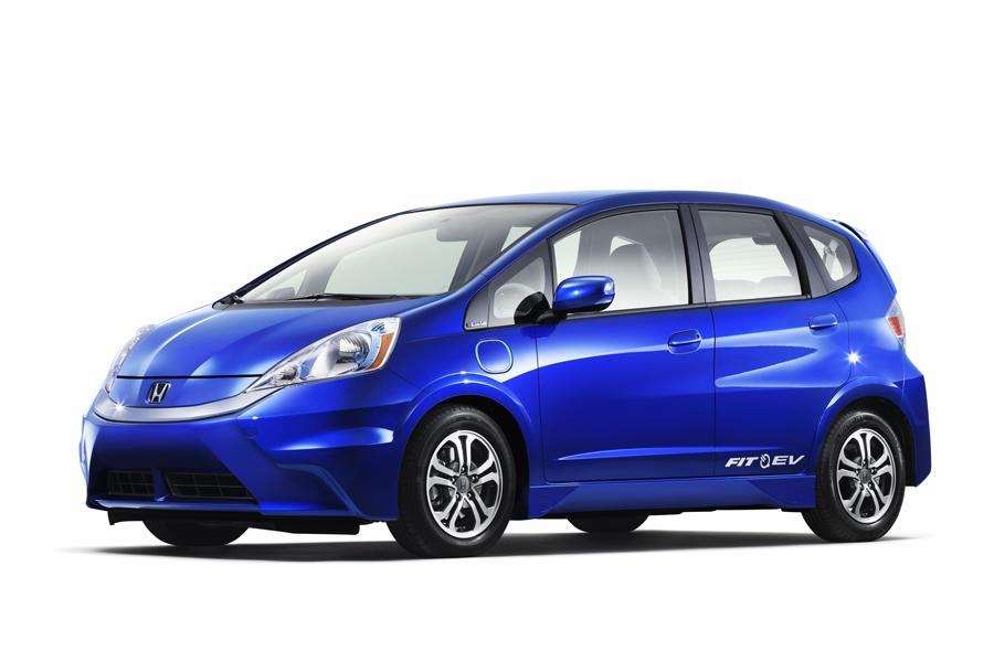 2013 Honda Fit EV Photo 4 of 19