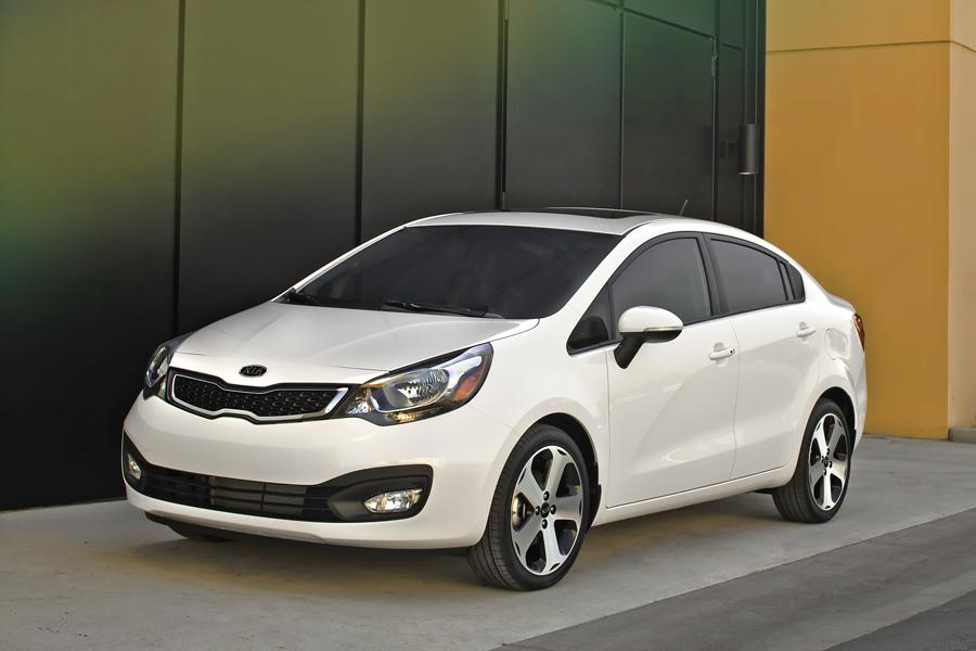 2013 Kia Rio Photo 1 of 14