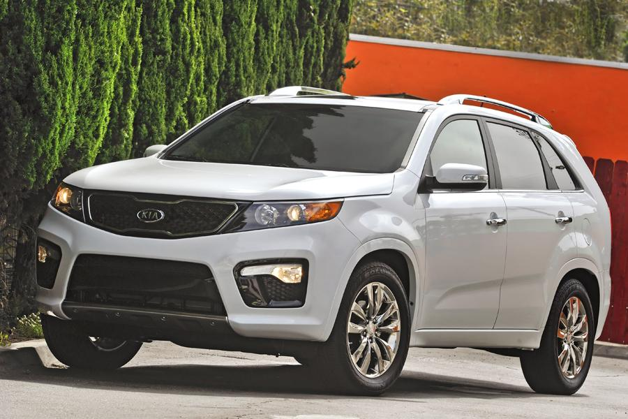 2013 Kia Sorento Photo 4 of 22
