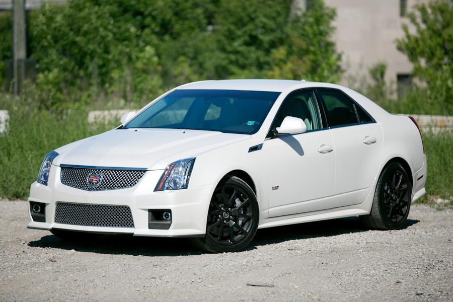 2012 Cadillac CTS Photo 3 of 51