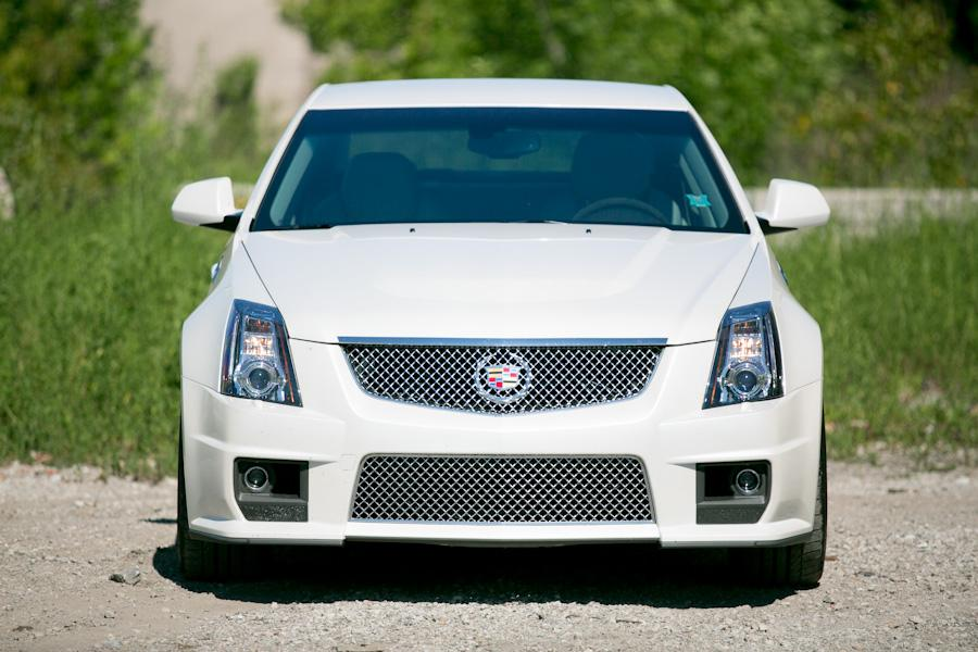 2012 Cadillac CTS Photo 4 of 51