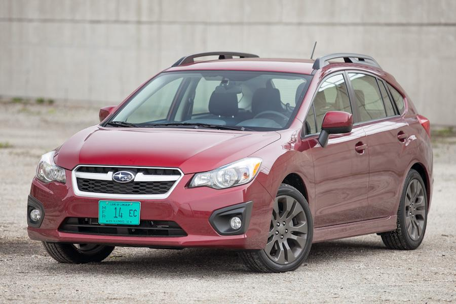 2012 Subaru Impreza Photo 1 of 30