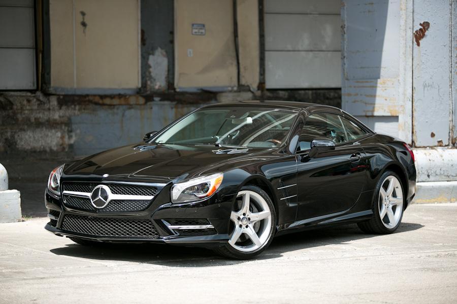 2012 Mercedes-Benz SL-Class Photo 4 of 21