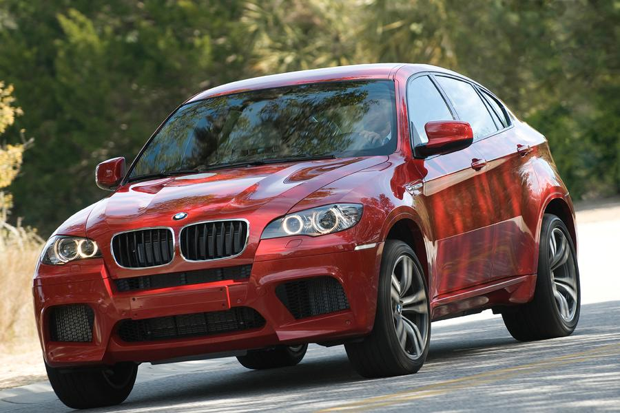 2012 Bmw X6 M Overview Cars Com