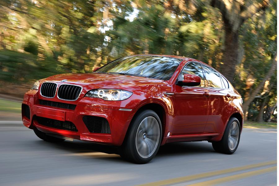2012 BMW X6 M Photo 4 of 21