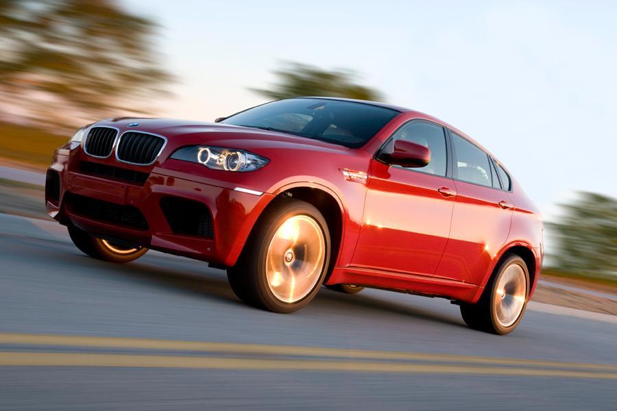 2012 BMW X6 M Photo 5 of 21