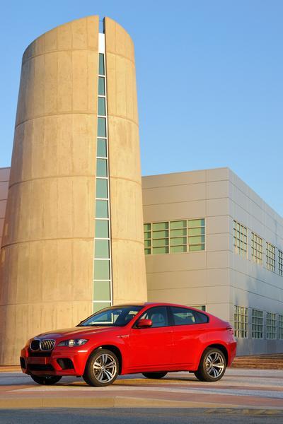 2012 BMW X6 M Photo 6 of 21