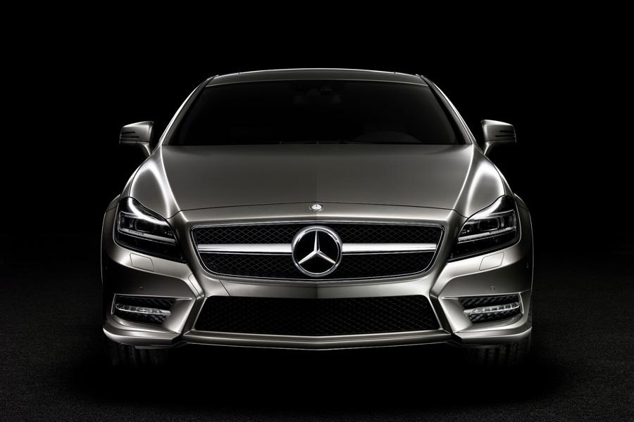 2012 Mercedes-Benz CLS-Class Photo 3 of 7