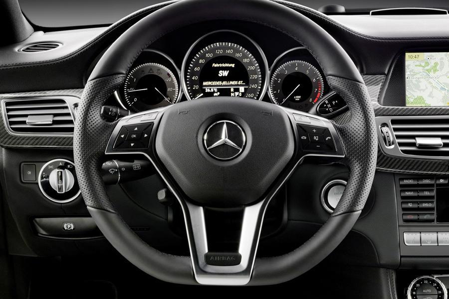 2012 Mercedes-Benz CLS-Class Photo 5 of 7