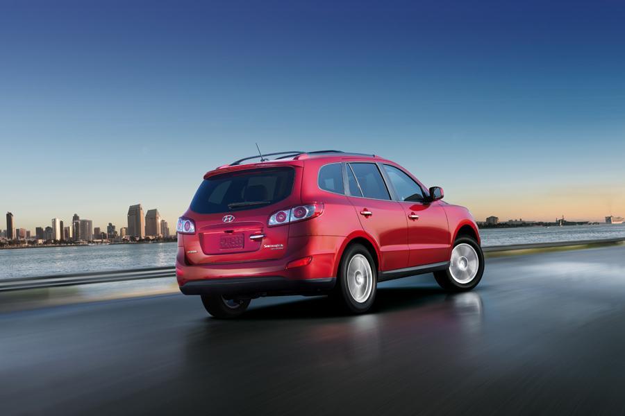 2012 Hyundai Santa Fe Photo 6 of 17