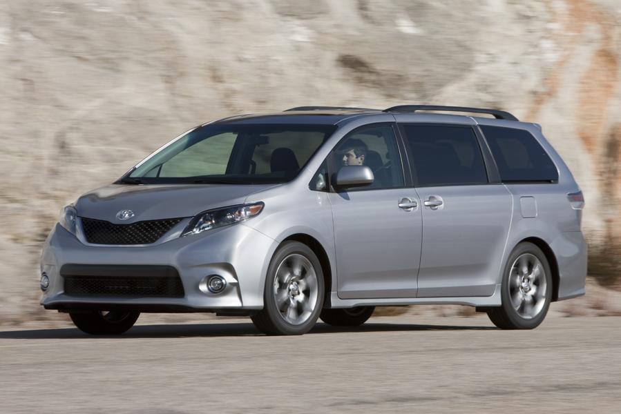 2012 Toyota Sienna Photo 1 of 20