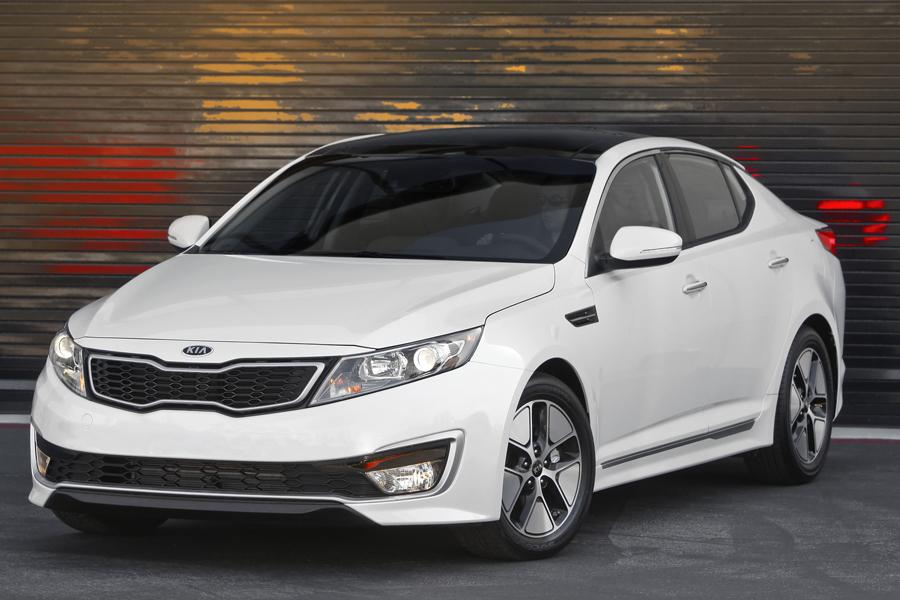 2012 Kia Optima Hybrid Specs Pictures Trims Colors
