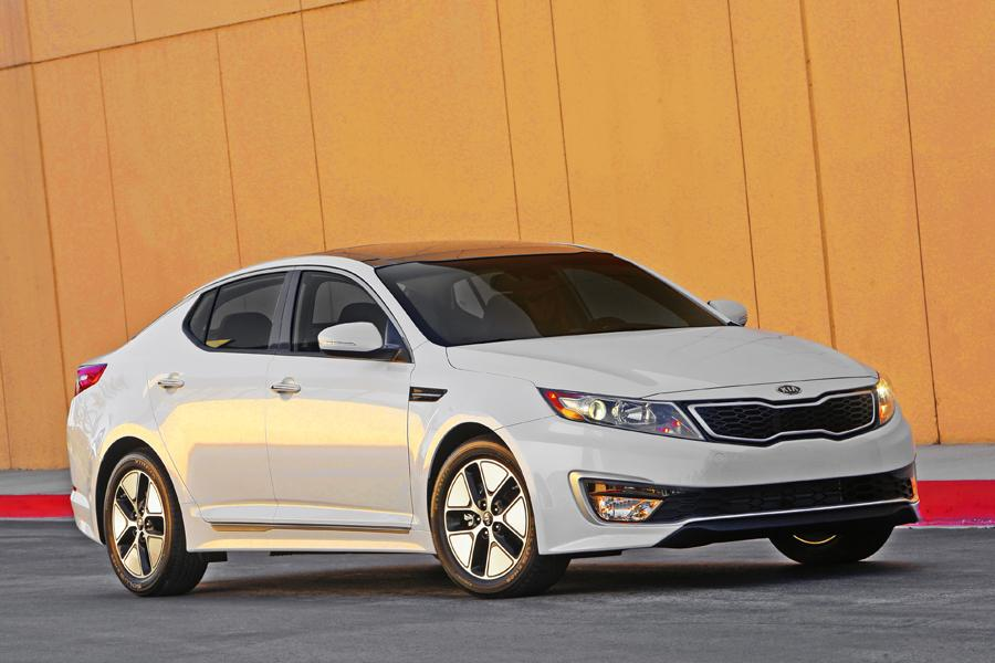 2012 Kia Optima Hybrid Photo 3 of 19