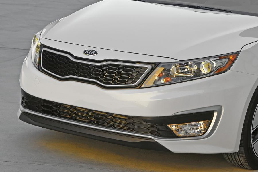 2012 Kia Optima Hybrid Photo 5 of 19