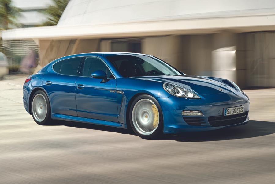 2012 Porsche Panamera Hybrid Photo 4 of 8