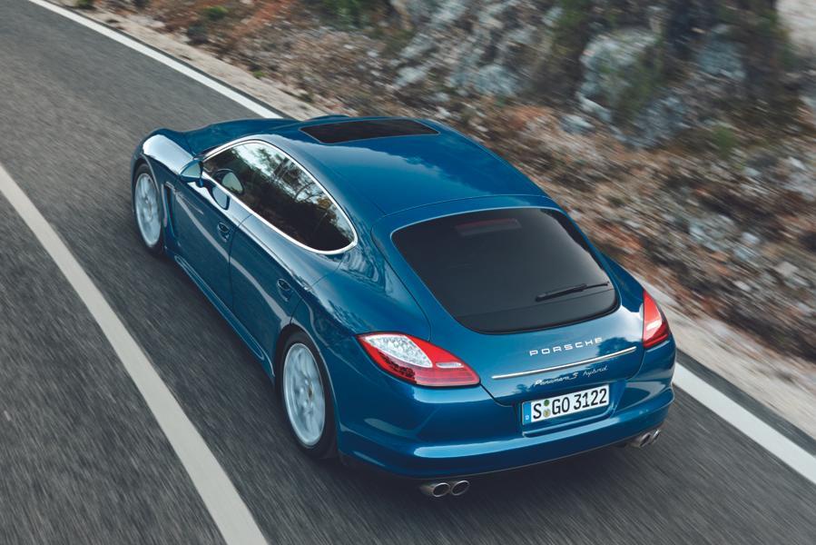 2012 Porsche Panamera Hybrid Photo 5 of 8