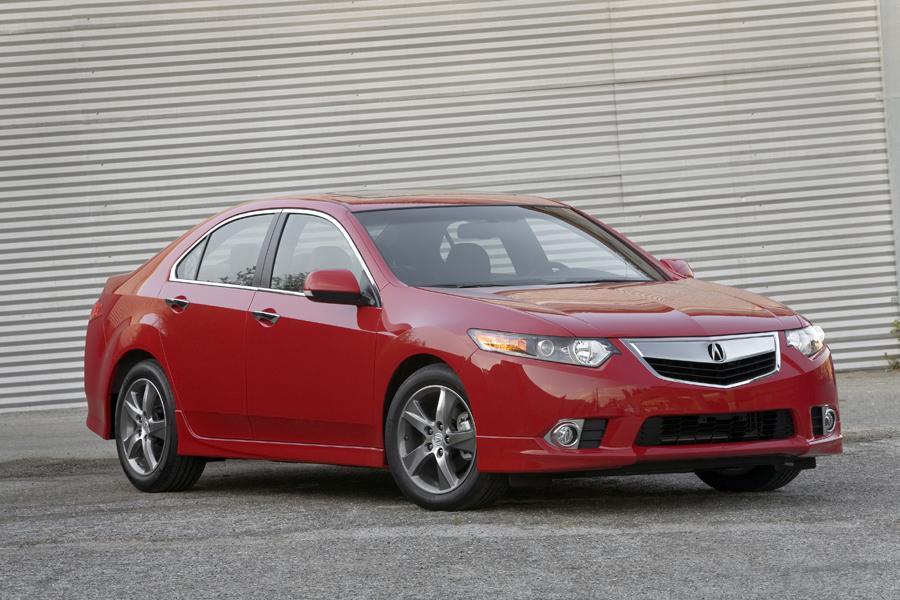 2012 Acura TSX Photo 3 of 18