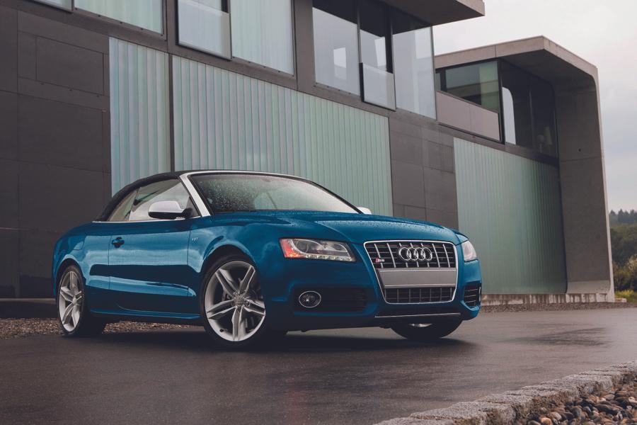 2012 Audi S5 Photo 3 of 24