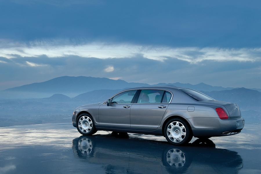 2012 Bentley Continental Flying Spur Overview Cars Com