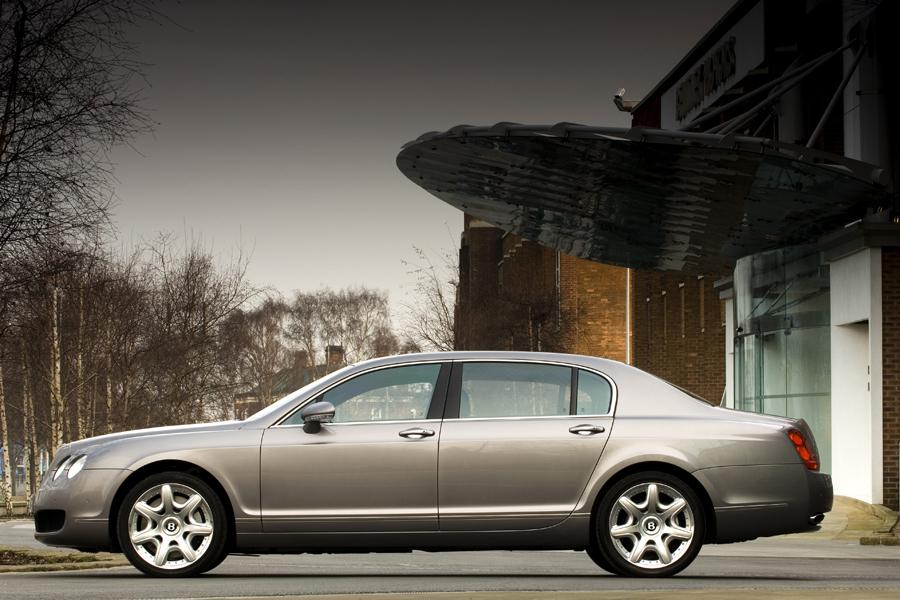 2012 Bentley Continental Flying Spur Photo 3 of 15