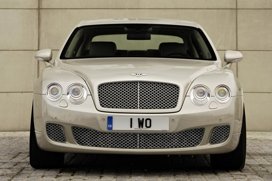 2012 Bentley Continental Flying Spur Photo 5 of 15