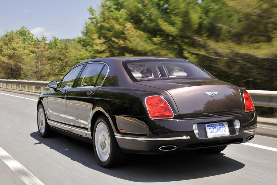 2012 Bentley Continental Flying Spur Photo 6 of 15