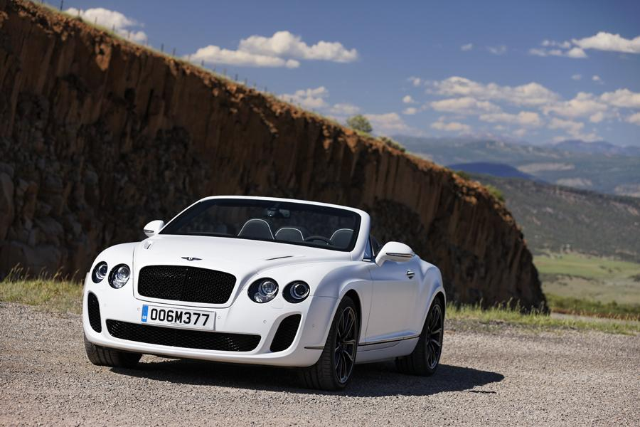 2012 Bentley Continental Supersports Photo 2 of 14
