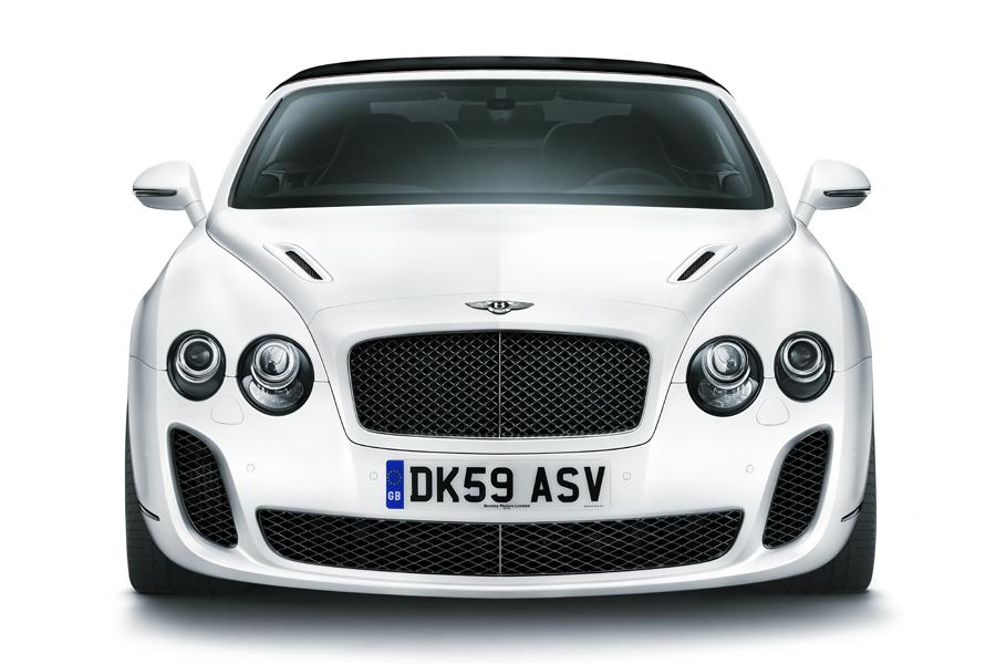 2012 Bentley Continental Supersports Photo 4 of 14