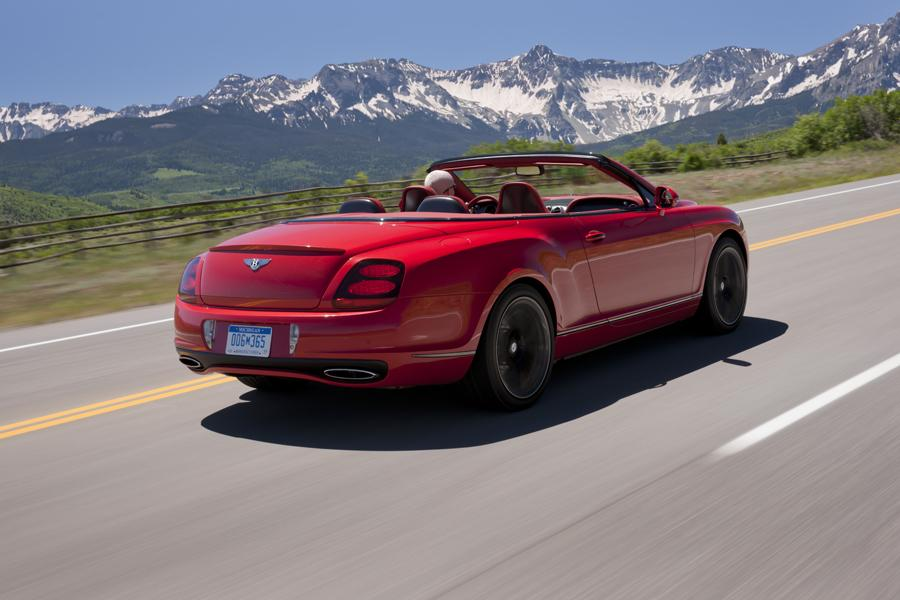 2012 Bentley Continental Supersports Photo 6 of 14