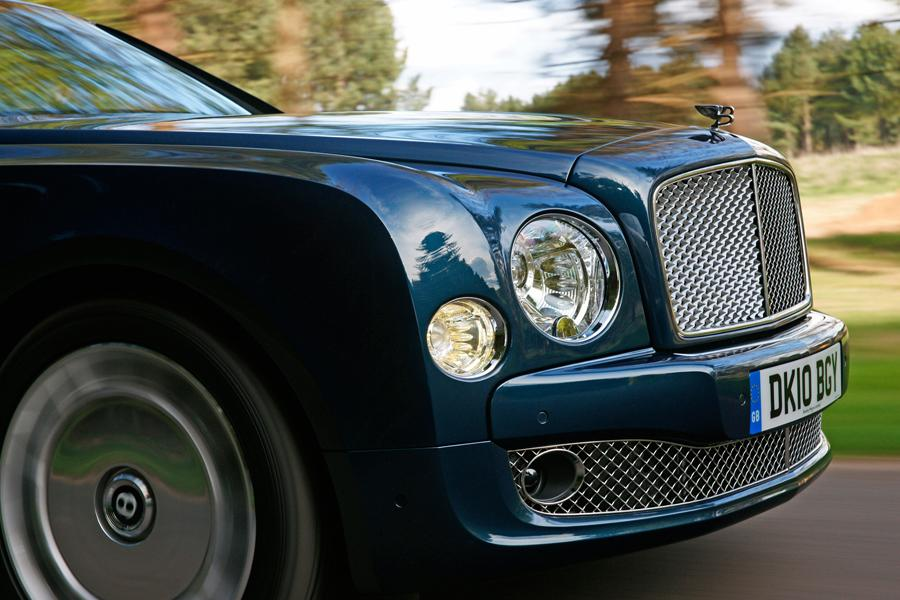 2012 Bentley Mulsanne Photo 2 of 18