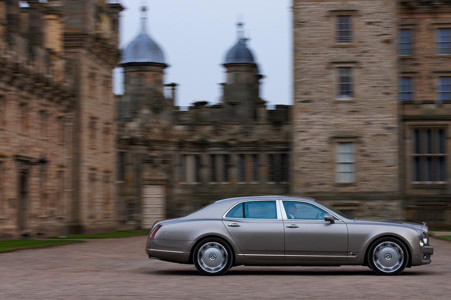 2012 Bentley Mulsanne Photo 3 of 18