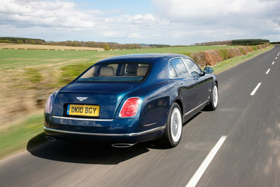 2012 Bentley Mulsanne Photo 4 of 18