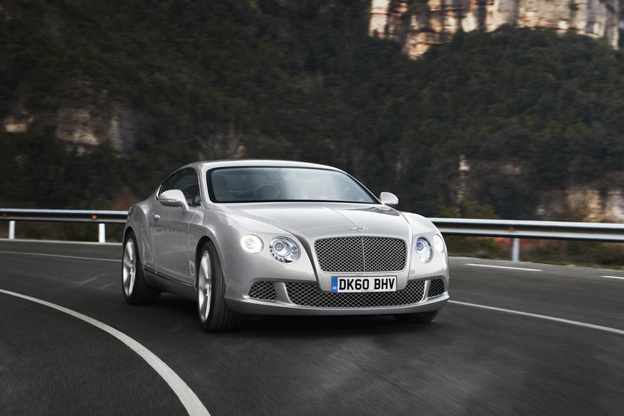 2012 Bentley Continental GT Photo 2 of 17