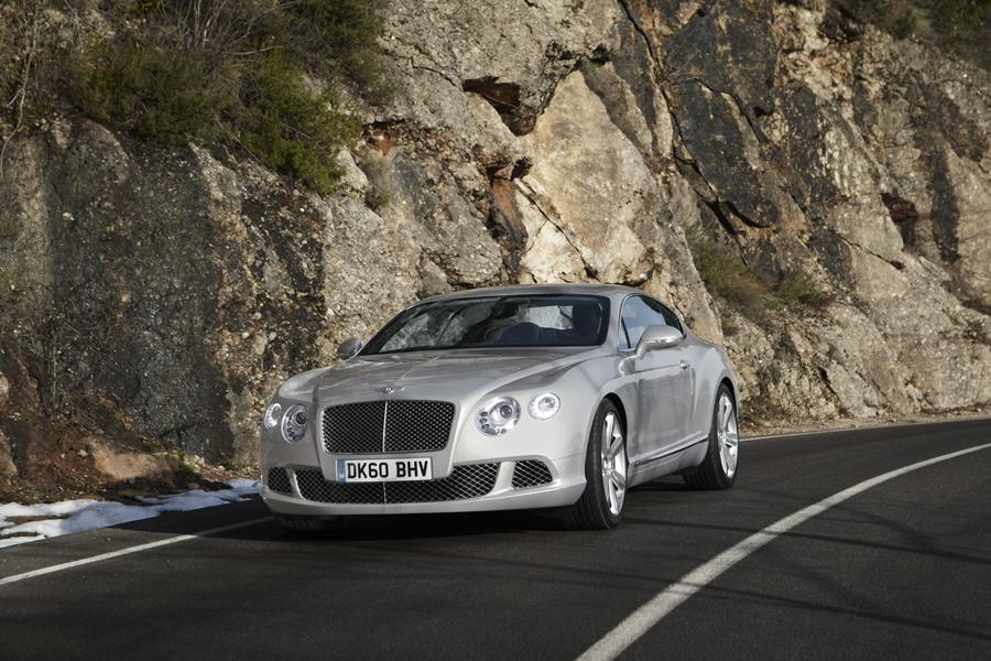 2012 Bentley Continental GT Photo 3 of 17