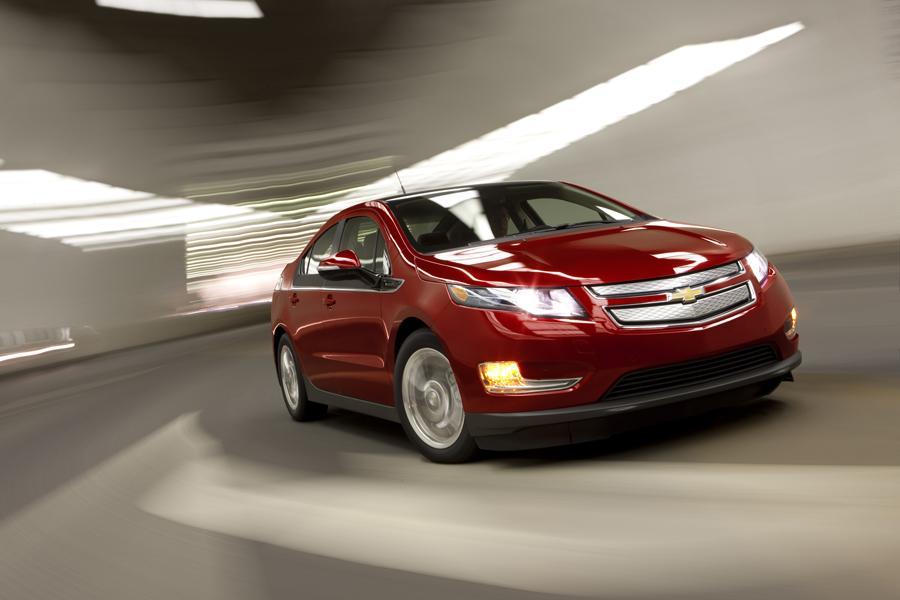 2012 Chevrolet Volt Photo 3 of 18