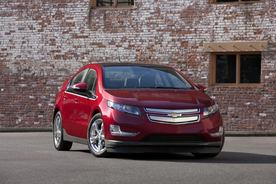 2012 Chevrolet Volt Photo 4 of 18