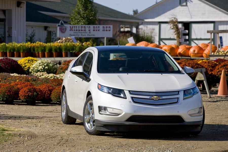 2012 Chevrolet Volt Photo 5 of 18