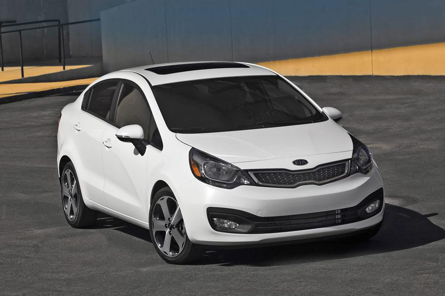 2012 Kia Rio Photo 4 of 15