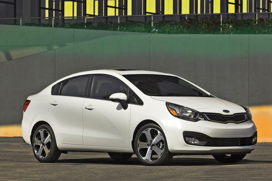 2012 Kia Rio Photo 5 of 15