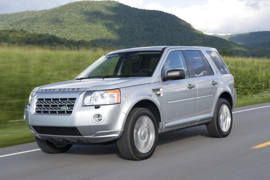 2012 Land Rover LR2 Photo 1 of 13