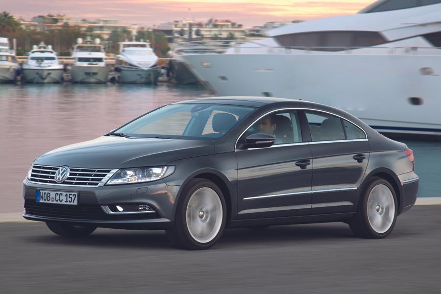 2013 Volkswagen CC Overview  Carscom