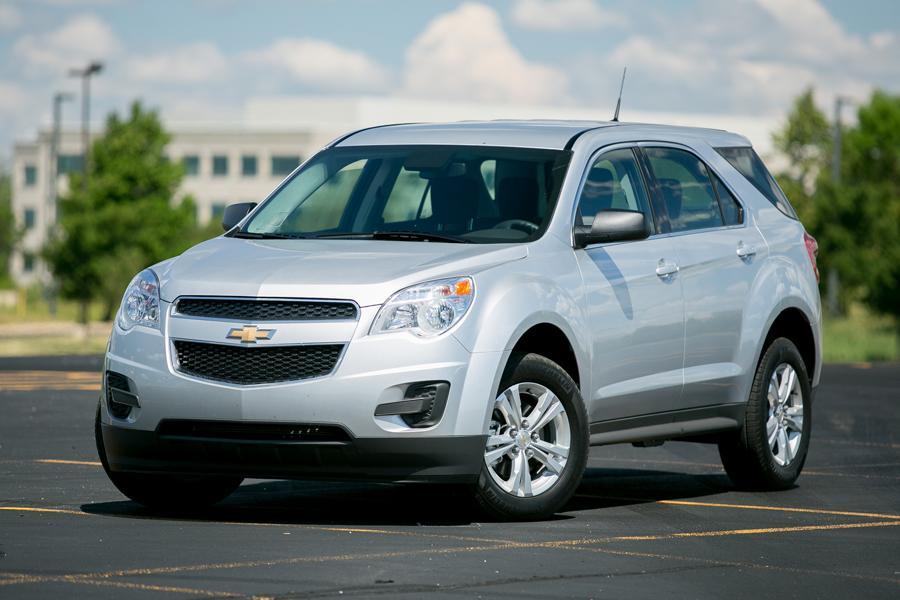 2012 Chevrolet Equinox Photo 1 of 20