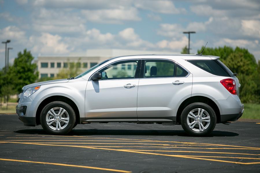 2012 Chevrolet Equinox Photo 5 of 20