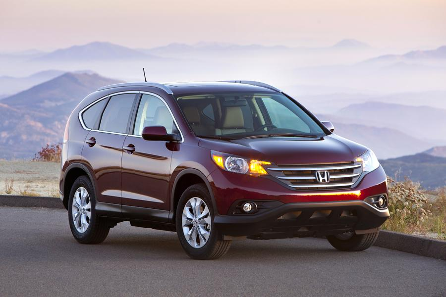 2012 Honda CR-V Photo 3 of 20