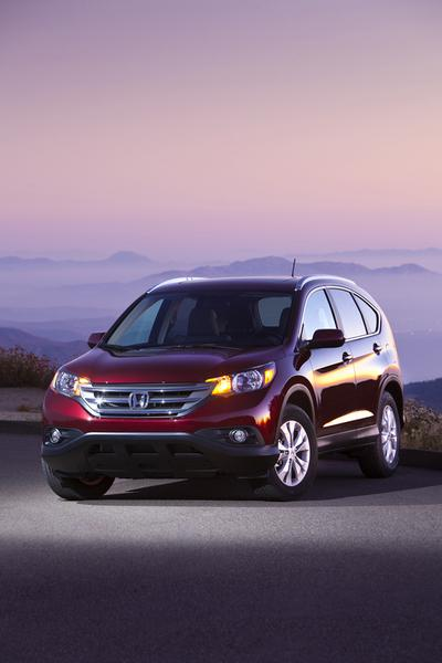 2012 Honda CR-V Photo 4 of 20