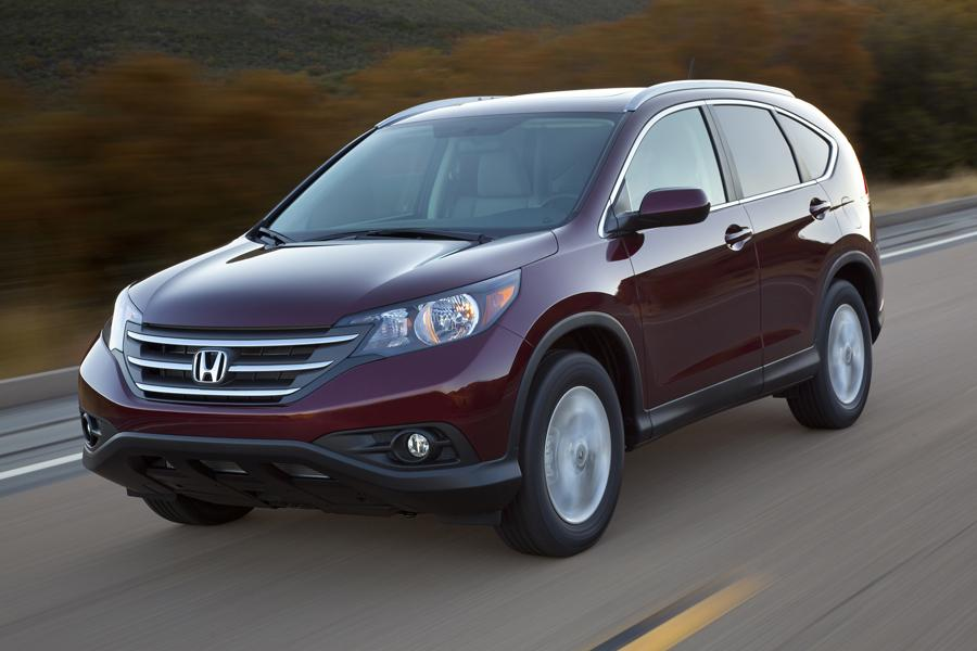 2012 Honda CR-V Photo 5 of 20